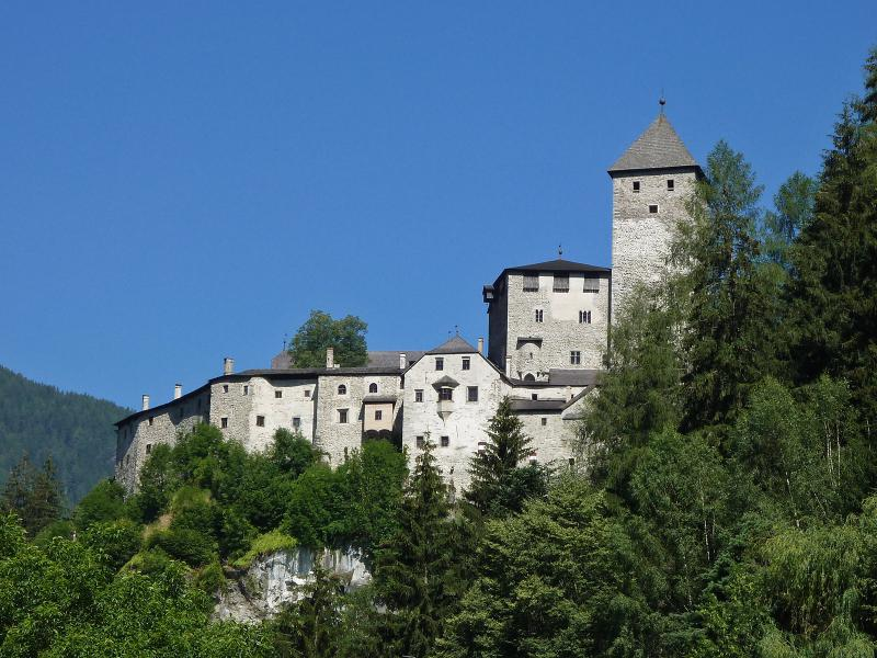 burg sand in taufers